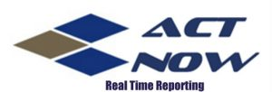 ACTNOW real time reporting